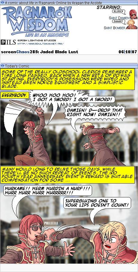 Comic #307