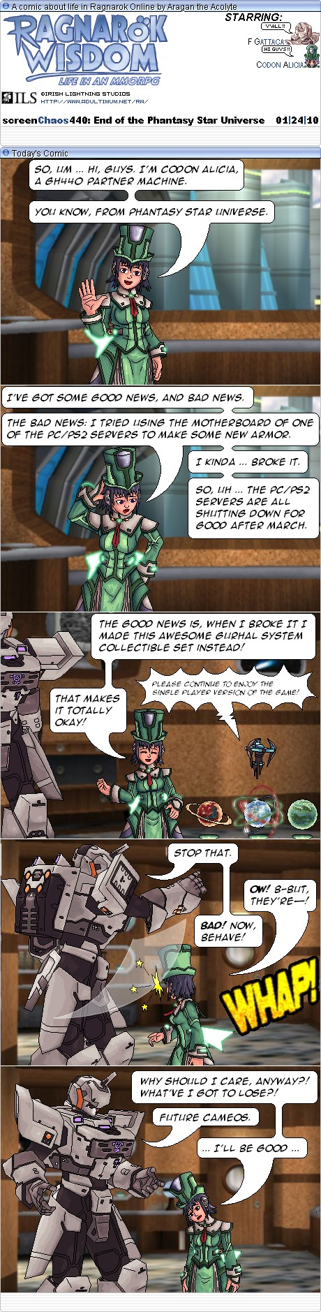 Comic #462
